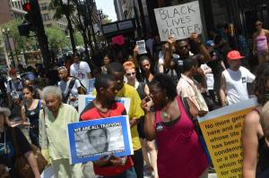 trayvon martin chicago